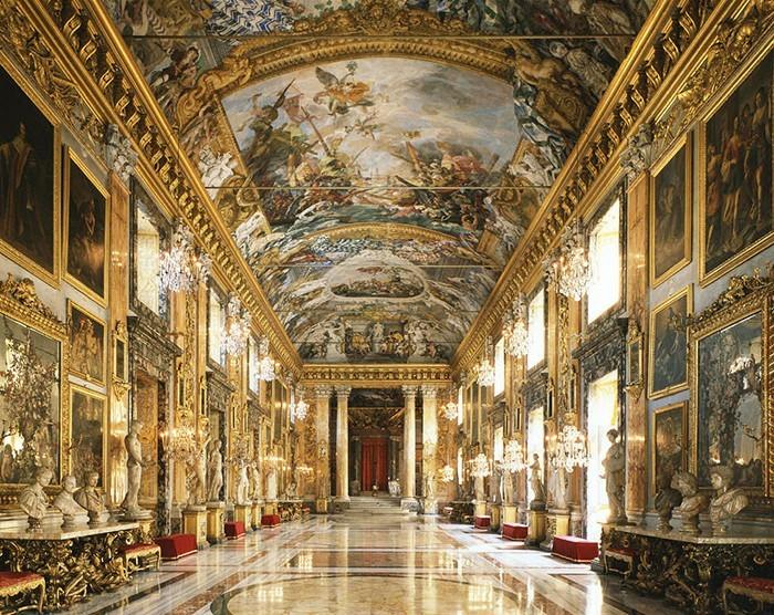 Барокко в истории Рима