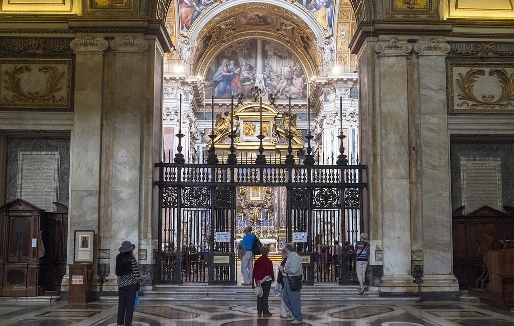 Санта – Мария Маджоре