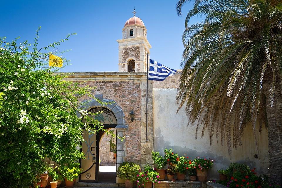 Агиос Николаос – монастырь Топлу – пляж Ваи