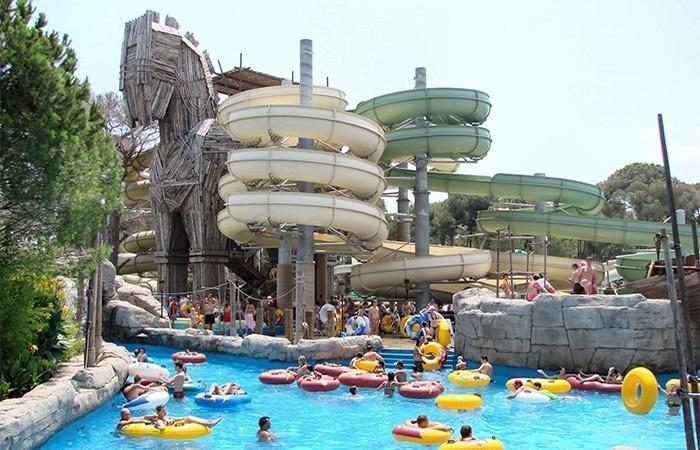 аквапарки Анталии