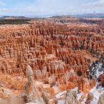 Национальный парк Брайс-Каньон в штате Юта