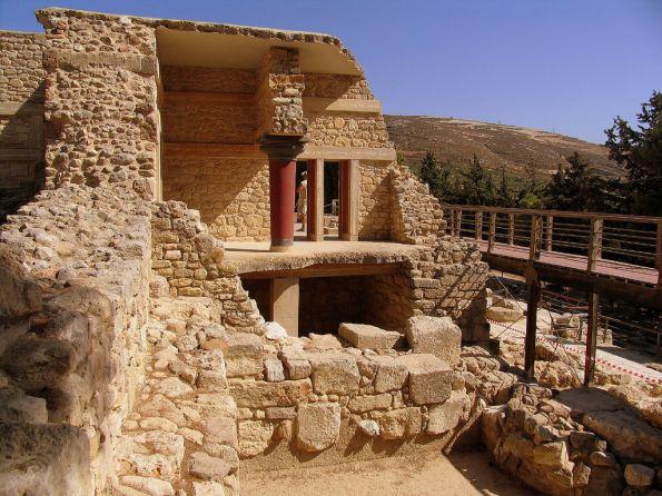Экскурсия - Дворец Кноссос и Археологический музей