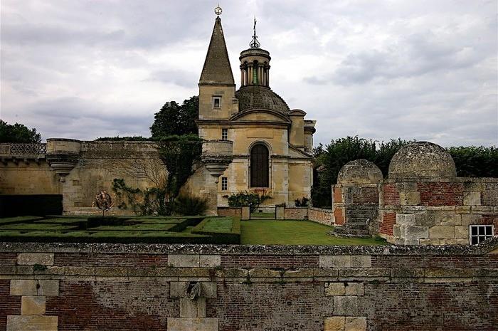 замок Ане