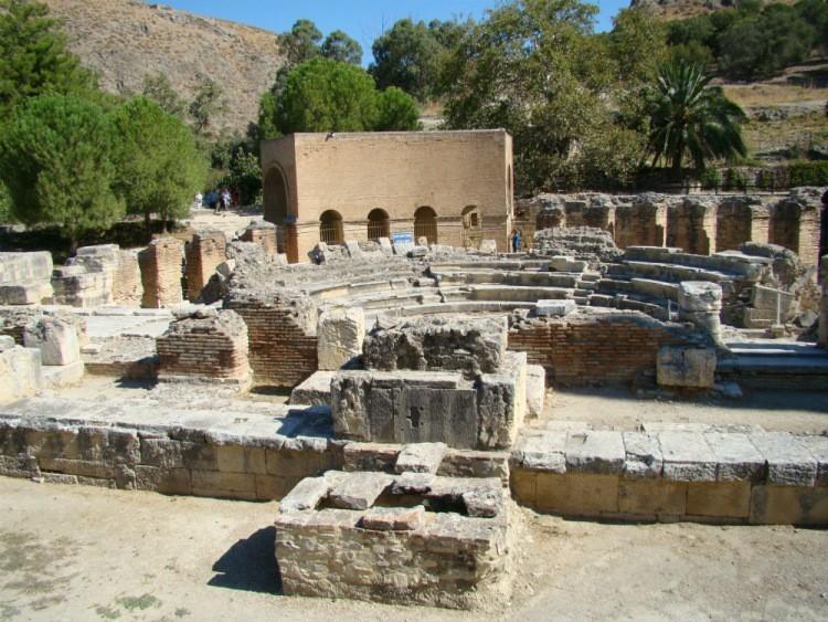 Экскурсии в Греции (о. Крит)