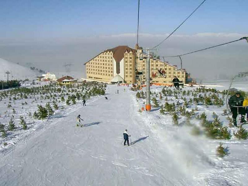 Горнолыжные туры в Турцию