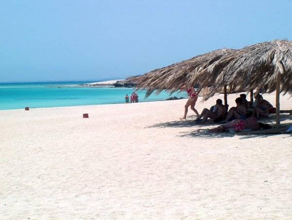 летом отдохнуть в Египте