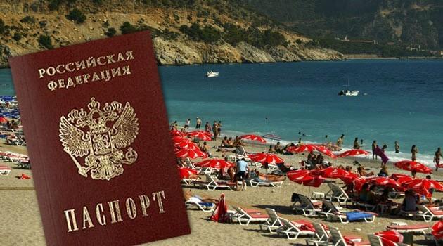 въезд на территорию Турции