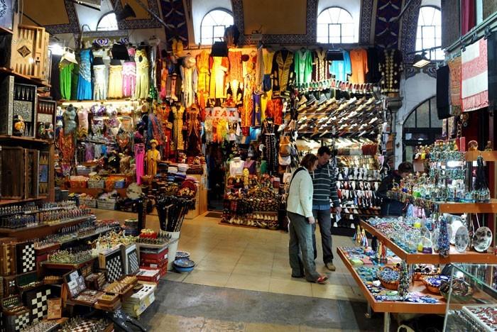 Турецкий шоппинг
