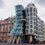 Достопримечательности Праги: Танцующий дом