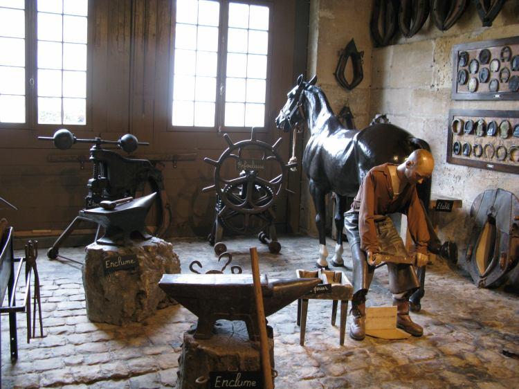 музей лошадей