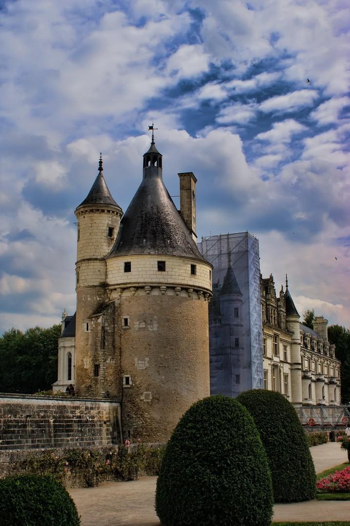 Замок Шенансо