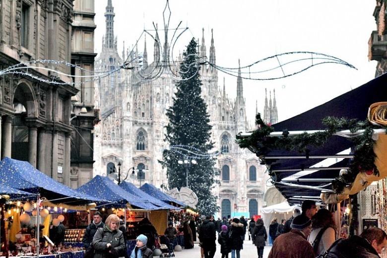 Экскурсии в Италии - Зимняя классика