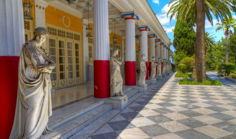 о. Корфу (Греция)