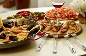 Национальная Испанская Кухня