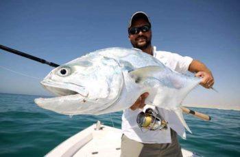 ОАЭ – Глубоководная рыбалка