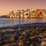 Остров Миконос (Греция)