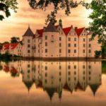 Достопримечательности Германии — Замок Глюксбург