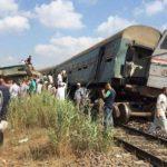 В столкнувшихся в Египте поездах не было российских туристов