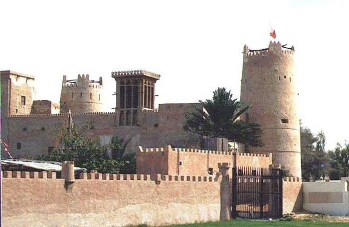 исторический музей Аджман