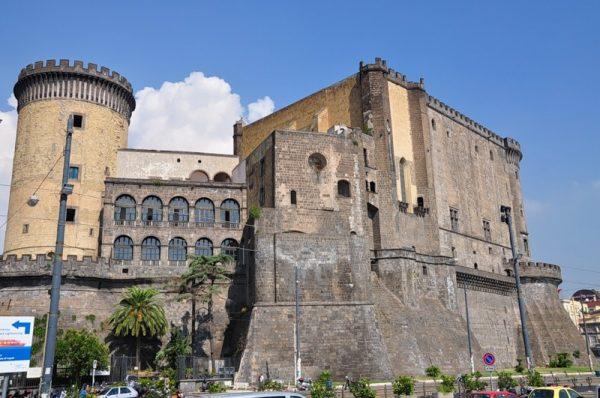 Неаполь-Помпея-Везувий