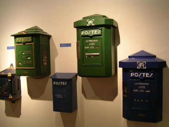 Музей почты