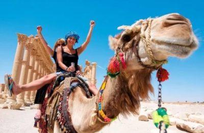 Египет в апреле