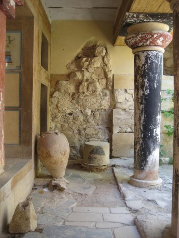 Дворец Кноссос и Археологический музей