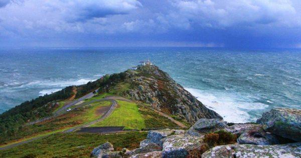 атлантический берег Испании
