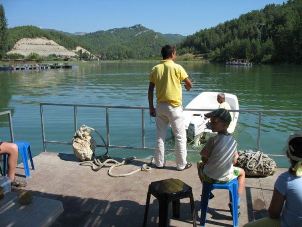 Рыбалка в Турции