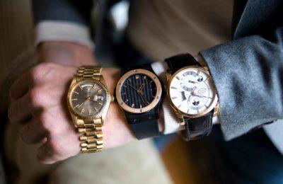 выбор наручных часов
