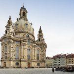 Достопримечательности Германии — Фрауэнкирхе (Дрезден)