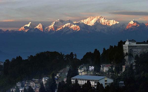 путешествие в Гималаи
