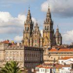 Достопримечательности Испании — Старый город Сантьяго-де-Компостела