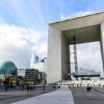 Достопримечательности Франции — Большая арка Дефанс