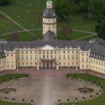 Достопримечательности Германии – Дворец Карлсруэ
