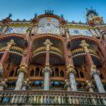 Достопримечательности Испании — Дворец каталонской музыки