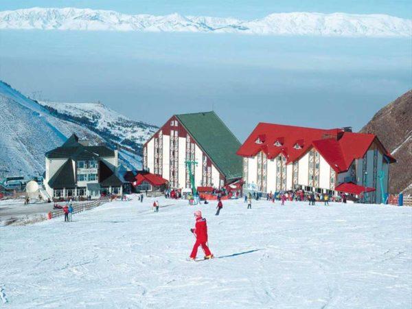 Курорты, расположенные в горах Турции