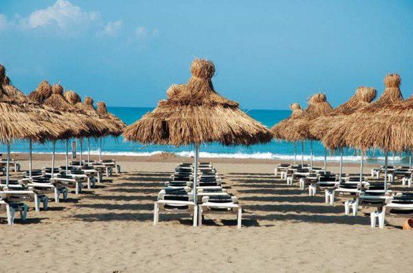 Пляжи Белека