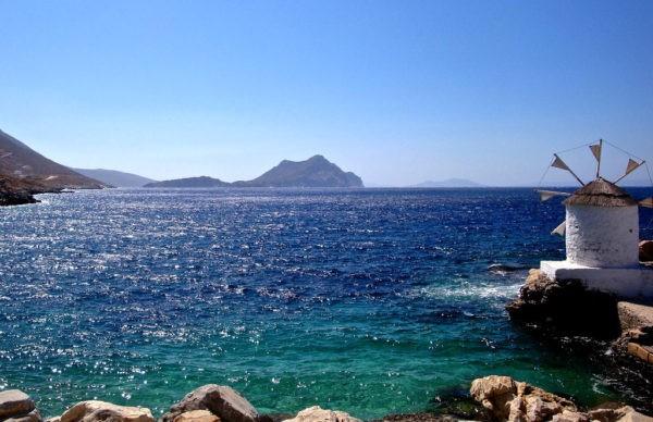 Побережье Эгейского моря в Турции