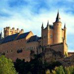 Достопримечательности Испании — Алькасар в Сеговии
