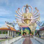Достопримечательность острова Самуи (Таиланд)