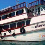 Экскурсии в Таиланде — Морские приключения