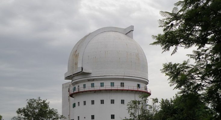 Мадрасская обсерватория