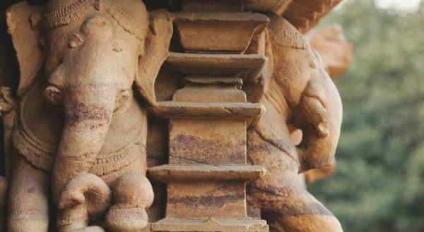 индуистский храм Шивы