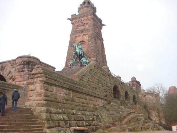 Памятник Вильгельму Первому