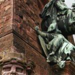 Достопримечательности Германии — Памятник Вильгельму Первому и Фридриху Барбаросса