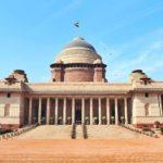 Достопримечательности Индии — Раштрапати-Бхаван (Rashtrapati Bhavan)