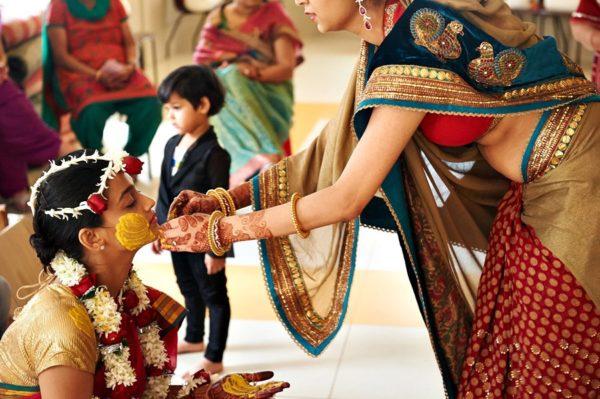 обычаи Индии