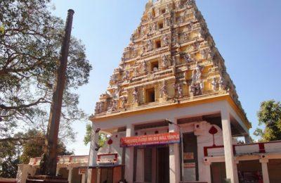 храм нанди
