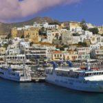 Курорты Греции — Наксос